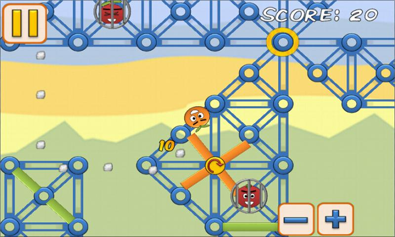 Orange Constructions - screenshot
