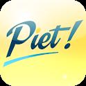 Piet! logo