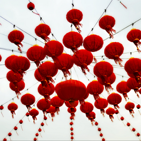 Upcoming Chinese New Year celebration by Keple MN - City,  Street & Park  Street Scenes
