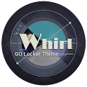 Whirl GO Locker Reward Theme logo