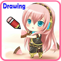Chibi Drawing Tutorial icon