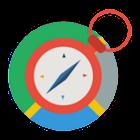 Sensor Compass Pro icon