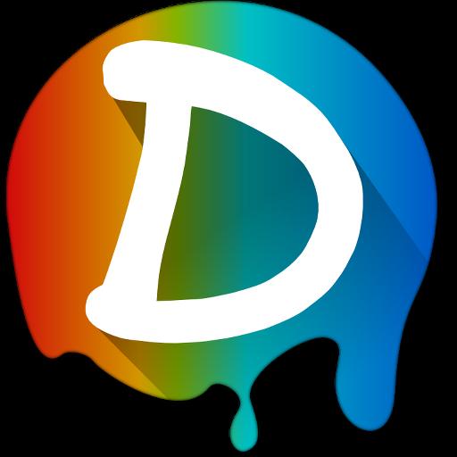 Doodledroid 涂鸦 媒體與影片 App LOGO-APP試玩