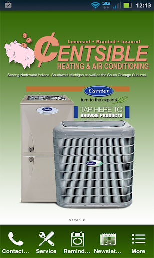 Centsible Heating AC