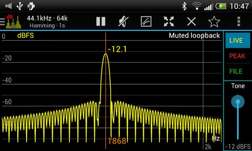 Sound Spectrum Pro v1.51
