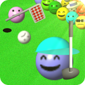 C-Marbles Card [Golf]