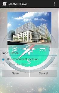 Locate N Save screenshot