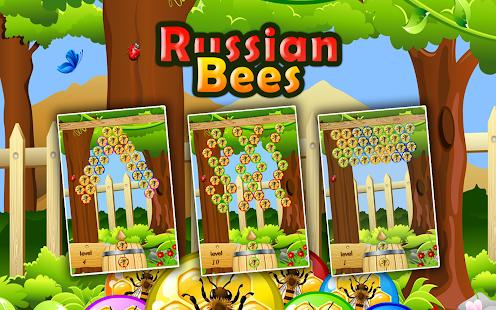 俄羅斯蜜蜂