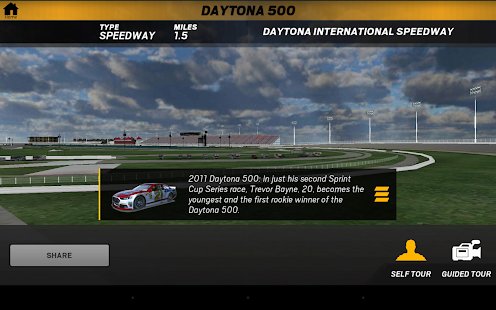 NASCAR RACEVIEW MOBILE Screenshot 27
