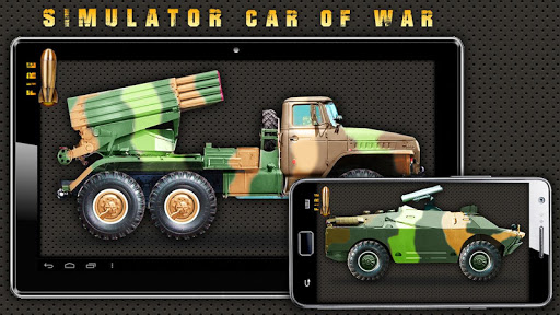 Simulator Car Of War