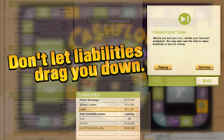 Screenshot of CASHFLOW - The Investing Game