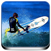Crazy surfing 3D