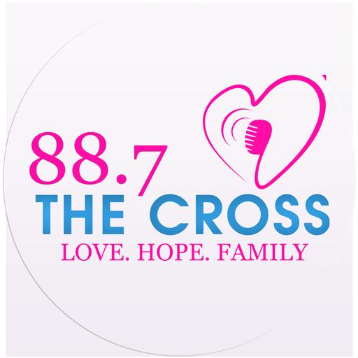 88.7 The Cross LOGO-APP點子
