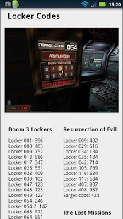 Doom 3 BFG Companion - screenshot thumbnail