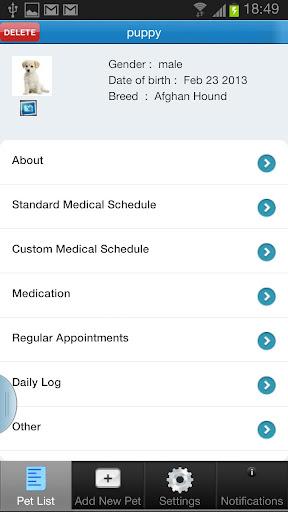 玩醫療App Pet Notes免費 APP試玩