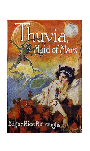 Thuvia Maid of Mars audiobook