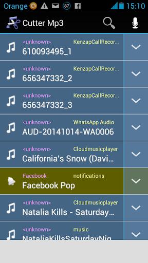 MP3播放机的音乐