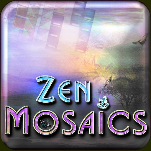 Zen Mosaics LOGO-APP點子