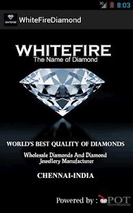 WhiteFire Diamond