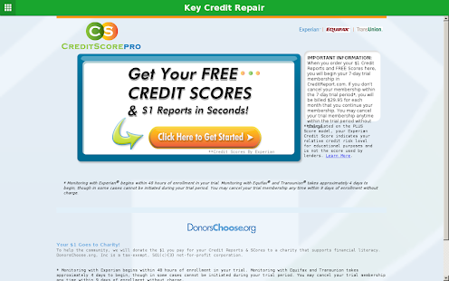 Key Credit Repair- screenshot thumbnail
