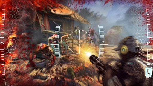 Zombie Evil Mod (Unlimited Coins & Diamonds) v1.10 APK
