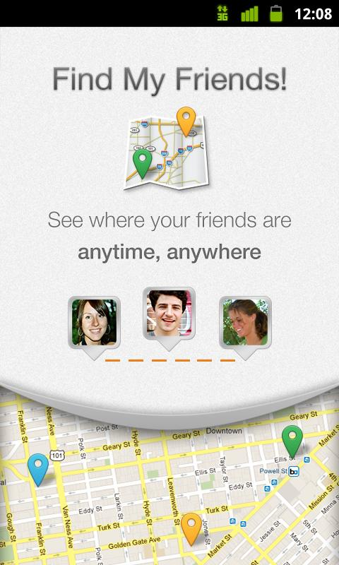 Find My Friends! - screenshot