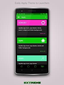 JB Extreme Launch Theme Green v2.72