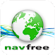 Navfree: Free GPS Navigation icon
