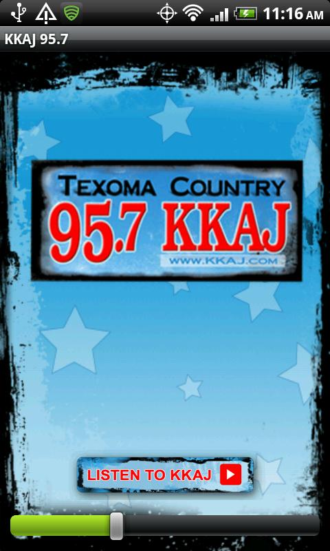KKAJ 95.7 - screenshot
