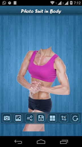 【免費攝影App】Photo Suit in Body-APP點子
