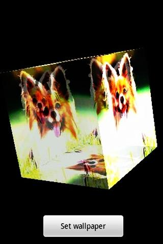 3D cute dog 88 - screenshot
