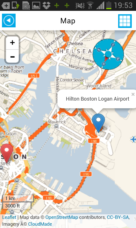 Boston Offline Map Amp Guide  Android Apps On Google Play