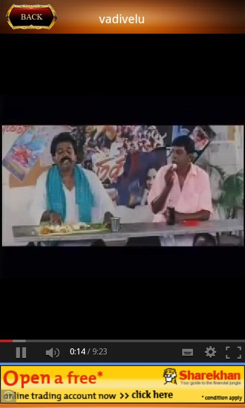 Tamil Punch Comedy - screenshot