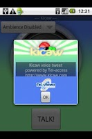 Screenshot of Kicaw