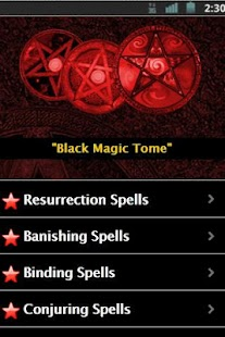 Black Magic Spells - screenshot thumbnail