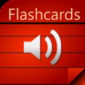 Flashcard Speaker