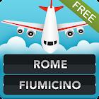 Roma Fiumicino Aeroporto FCO icon