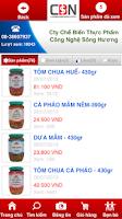 Screenshot of Can Ban Nhanh (CBN)