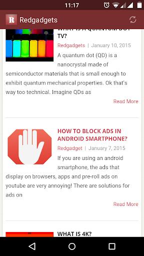 【免費新聞App】Redgadgets-APP點子