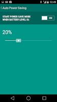 Screenshot of Bataria - Battery Saver