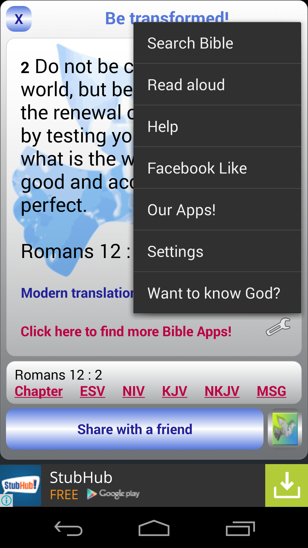 Identity in Christ Daily screenshot #6