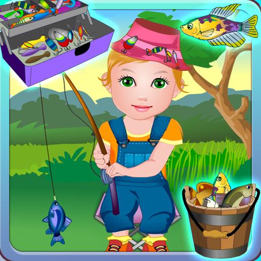 Fishing Adventure - Fish Games 教育 App LOGO-APP試玩