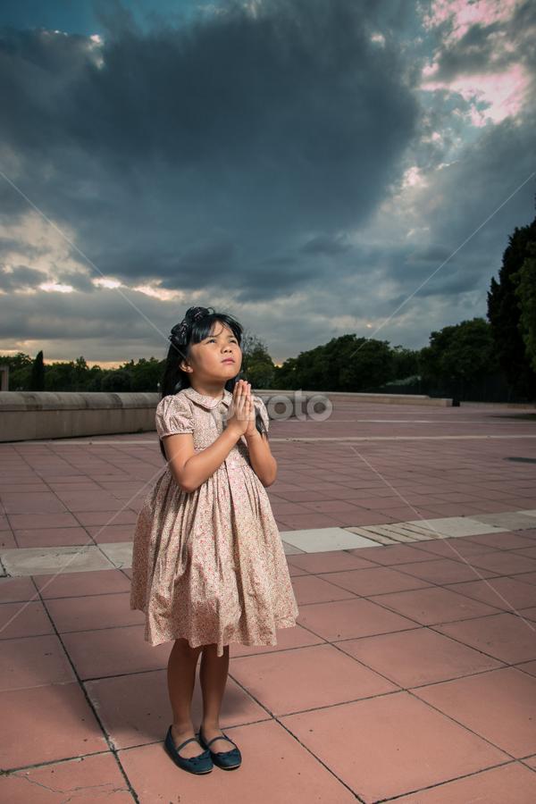amen by Mark Andres - Babies & Children Child Portraits