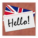 Aprende inglés con tarjetas logo