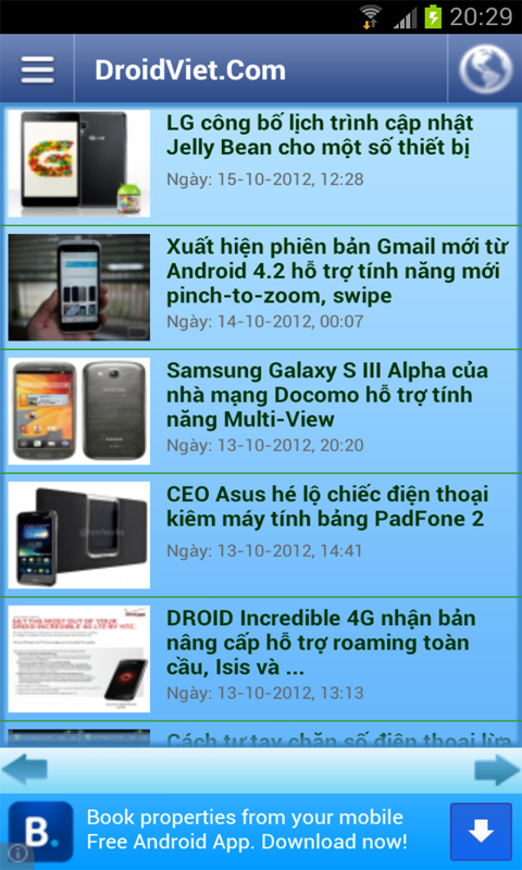 DroidViet.Com - screenshot
