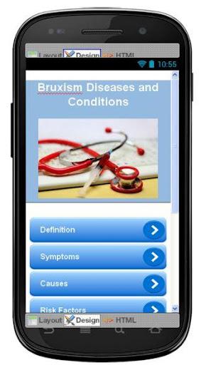 Bruxism Disease Symptoms