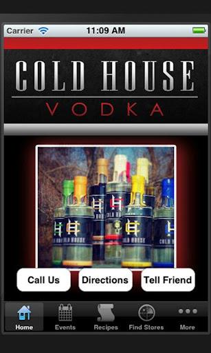 Cold House Vodka