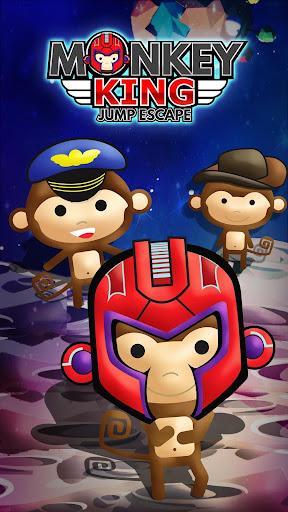 Monkey King Jump Escape