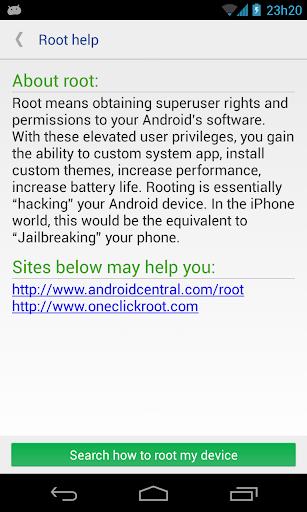 Removedor de App de Sistema