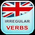 English irregular verbs [PMQ] icon